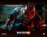 Mass Effect 2: Lair of the Shadow Broker Wallpaper