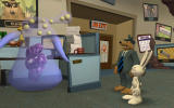 Sam & Max: Season Two - What's New Beelzebub? Screenshot