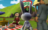 Sam & Max: Season Two - Moai Better Blues Screenshot