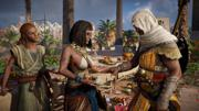 Assassin's Creed: Origins - The Curse of the Pharaohs Screenshot