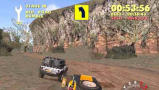 Paris-Dakar Rally Screenshot