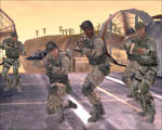 Delta Force: Black Hawk Down - Team Sabre Screenshot