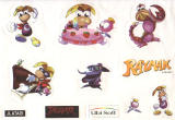 Rayman Other Very rare item that was sent before the game's launch.