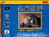Harry Potter and the Sorcerer's Stone Screenshot Trailer, screenshots & wallpapers are shown in a window like this