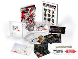 Hotline Miami: Special Edition Other A photo showing all the contents of the Special Edition box.