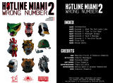 Hotline Miami: Special Edition Other Preview image #1 of the included comic book.