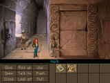 Indiana Jones and the Fate of Atlantis Screenshot