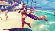 Street Fighter V: 2018 Summer Costume Bundle Screenshot