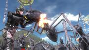 Earth Defense Force 5 Screenshot