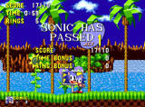 Sonic the Hedgehog Screenshot