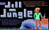 Jill of the Jungle: The Complete Trilogy Other ASCII art in the catalogue
