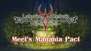Labyrinth of Refrain: Coven of Dusk - Meel's Manania Pact Screenshot
