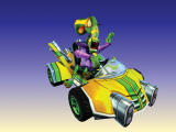 Crash Nitro Kart Render
