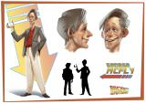 Back to the Future: The Game Concept Art