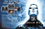 Deus Ex Other Originally a pdf file from deusex_anzeige.zip. File date is 3/12/2002