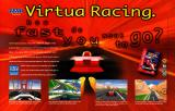 Virtua Racing Magazine Advertisement Electronic Gaming Monthly (Sendai Publishing, United States), Issue 59 (June 1994)