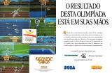 Olympic Gold: Barcelona '92 Magazine Advertisement pp. 54-55