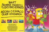 The Simpsons: Bart vs. the Space Mutants Magazine Advertisement pp. 32-33