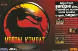 Mortal Kombat Magazine Advertisement pp. 20-21