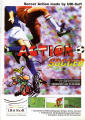 Action Soccer Magazine Advertisement