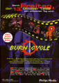 Burn:Cycle Magazine Advertisement