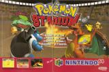 Pokémon Stadium Magazine Advertisement pp. 56-57