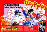 Clay Fighter Magazine Advertisement GamePro (International Data Group, United States), Issue 62 (September 1994)