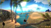Ostrich Island: Escape from Paradise Screenshot