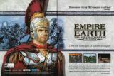 Empire Earth: The Art of Conquest Magazine Advertisement