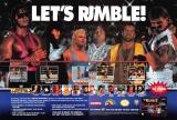 WWF Royal Rumble Magazine Advertisement