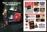 Sonic & Knuckles Magazine Advertisement GamePro (International Data Group, United States), Issue 65 (December 1994)