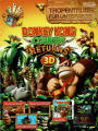 Donkey Kong Country Returns 3D Magazine Advertisement