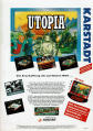 Utopia: The Creation of a Nation Magazine Advertisement
