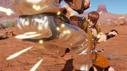 Fighting EX Layer: Color Gold/Silver: Allen Screenshot