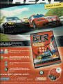 GTR: FIA GT Racing Game Magazine Advertisement