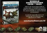 Hearts of Iron II: Doomsday Magazine Advertisement