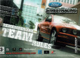 Ford Bold Moves Street Racing Magazine Advertisement