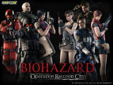 Resident Evil: Operation Raccoon City Wallpaper