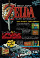 The Legend of Zelda: A Link to the Past Magazine Advertisement