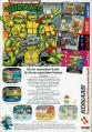 Teenage Mutant Ninja Turtles Magazine Advertisement
