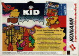 Kid Dracula Magazine Advertisement