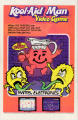 Kool-Aid Man Magazine Advertisement Back cover