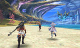 Xenoblade Chronicles Screenshot From the New Nintendo 3DS version.