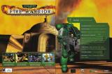 Warhammer 40,000: Fire Warrior Magazine Advertisement Alternate screenshot version