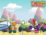 Yoshi's Island: Super Mario Advance 3 Wallpaper