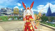 Kai-ri-Sei Million Arthur VR - Uathach Evolution Outfit Screenshot