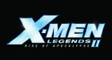 X-Men: Legends II - Rise of Apocalypse Logo