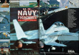 U.S. Navy Fighters Magazine Advertisement