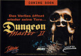 Dungeon Master II: Skullkeep Magazine Advertisement