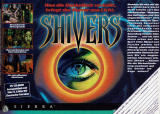 Shivers Magazine Advertisement